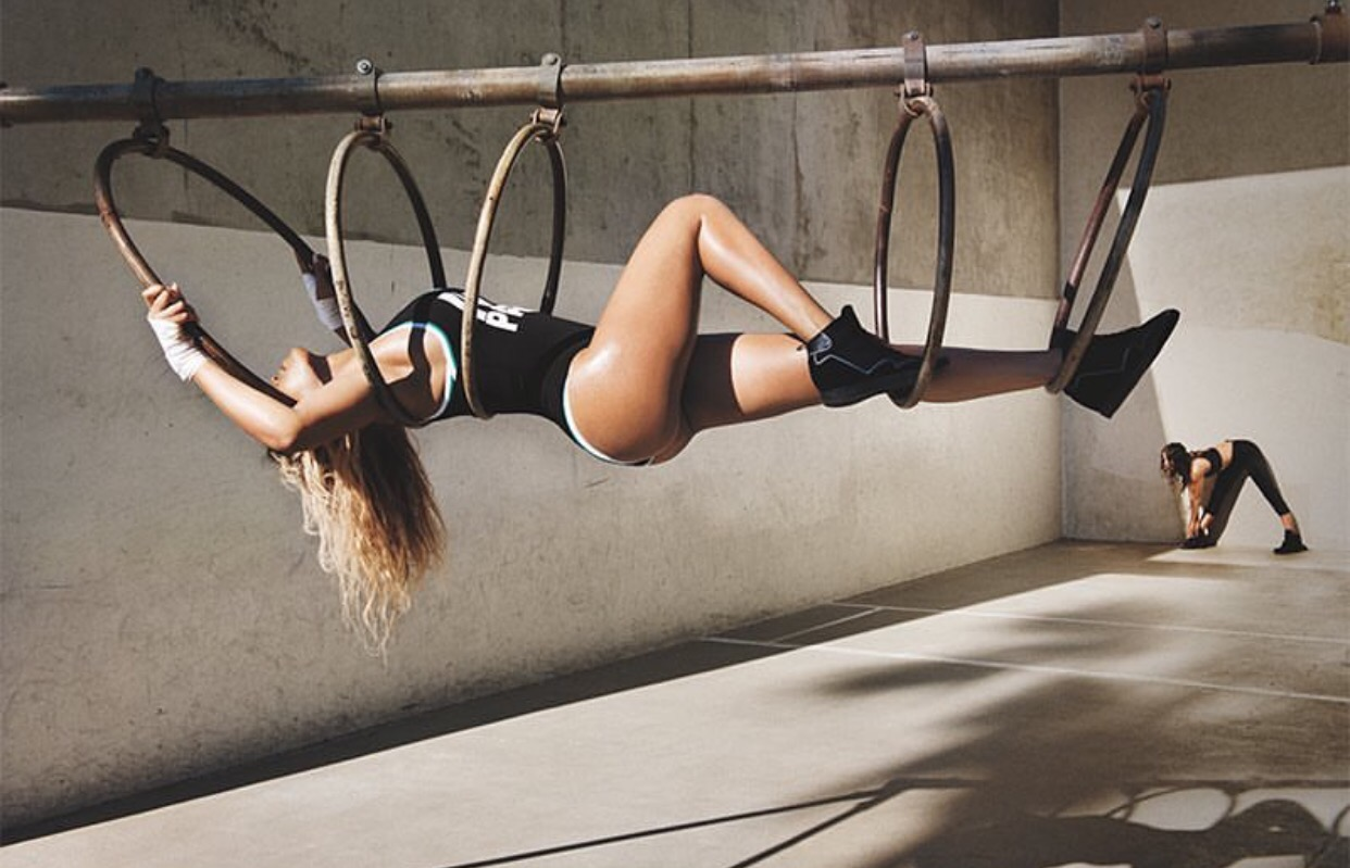 Beyonce launches her campaign for new clothing line ivy park the